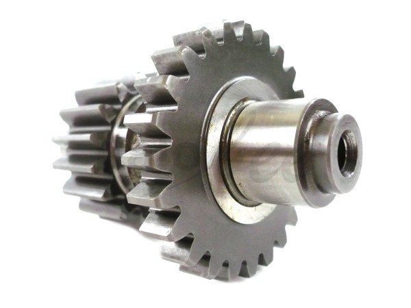 Differential Zahnradwelle