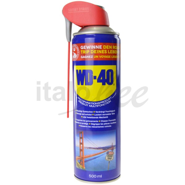 WD-40 Multifunktionsspray 500 ml Smart Straw™ Spraydose