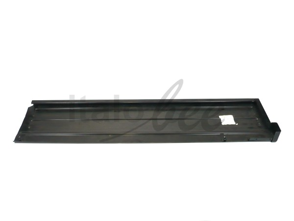Boardwand Metall langes Modell, links