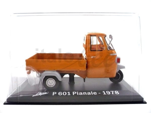 Modell 1:32 PIAGGIO APE P601 Pianale / orange