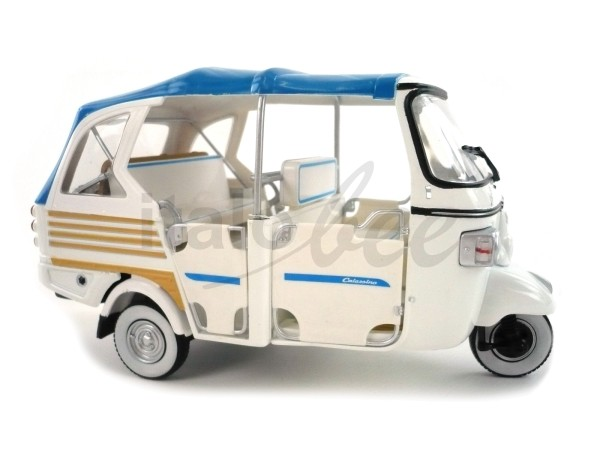 Modell 1:18 PIAGGIO APE Calessino / Electric Lithium