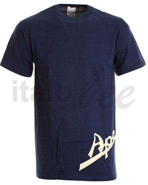 T-Shirt APE-Kollektion blau