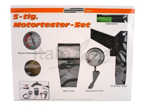 Motortester-Set